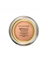 MAX FACTOR Max Factor Miracle Touch Skin Perfecting Foundation Spf30 060 Sand MAX FACTOR MAX FACTOR