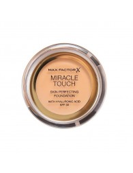 MAX FACTOR Max Factor Miracle Touch Skin Perfecting Foundation Spf30 075 Golden MAX FACTOR MAX FACTOR