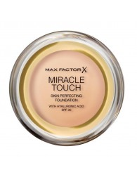 MAX FACTOR Max Factor Miracle Touch Skin Perfecting Foundation Spf30 080 Bronze MAX FACTOR MAX FACTOR