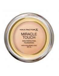 MAX FACTOR Max Factor Miracle Touch Skin Perfecting Foundation Spf30 085 Caramel MAX FACTOR MAX FACTOR