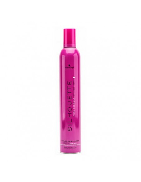 Schwarzkopf Silhouette Color Brilliance Ultra Strong Hold Mousse 200ml