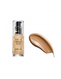MAX FACTOR Max Factor Miracle Match Foundation 80 Bronze MAX FACTOR MAX FACTOR