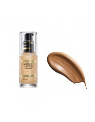 MAX FACTOR Max Factor Miracle Match Foundation 90 Toffee MAX FACTOR MAX FACTOR