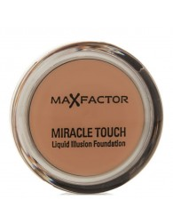 MAX FACTOR Max Factor Miracle Touch Foundation 85 Caramel MAX FACTOR MAX FACTOR