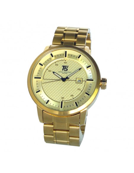 Montres Homme T5 sports time pas cher T5 sports time H3556G-GGG Montre Hommes pas cher