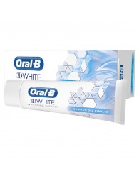 8001090629166 Oral-B 3D White Luxe Whitening Therapy Émail Dentifrice 75ml
