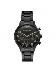 Montres Homme Kenneth Cole pas cher Kenneth Cole New York KC15185001 Montre Hommes pas cher