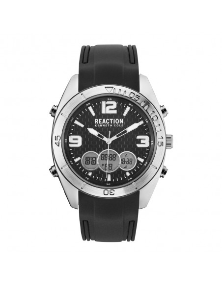 Montres Homme Kenneth Cole pas cher Kenneth Cole Reaction RK50599003 Montre Hommes Chronographe pas cher