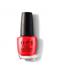 OPI Opi Nail Lacquer Go With The Lava Flow 15ml OPI OPI