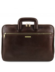 Caserta Briefcase Leather briefcase