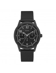 Montres Homme Guess pas cher Guess Aviator W0863G3 Montre Hommes pas cher