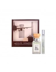 ADOLFO DOMINGUEZ Adolfo Dominguez Agua Fresca Homme Eau De Toilette Spray 60ml Set 2 Pieces 2018 ADOLFO DOMINGUEZ ADOLFO DOMI...