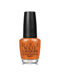 OPI Opi Nail Lacquer Nlw59 Freedom Of Peach 15ml OPI OPI