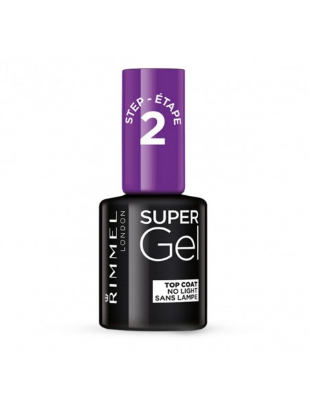 RIMMEL LONDON Rimmel London Supergel Top Coat 001 RIMMEL LONDON RIMMEL LONDON