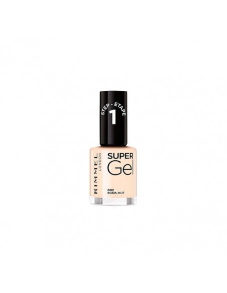 RIMMEL LONDON Rimmel London Supergel Kate Nail Lacquer 02 Burns Out RIMMEL LONDON RIMMEL LONDON