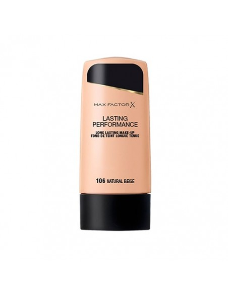 MAX FACTOR Max Factor Lasting Performance Fond De Teint 106 Natural Beige MAX FACTOR MAX FACTOR