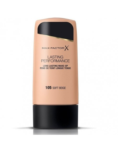 MAX FACTOR Max Factor Lasting Performance Fond De Teint 105 Soft Beige MAX FACTOR MAX FACTOR