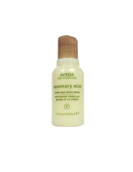 AVEDA Aveda Rosemary Mint Nettoyant Pour Les Mains Et Le Corps 50ml