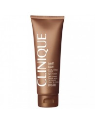 CLINIQUE Clinique Self Sun Body Tinted Lotion Light Medium 125ml