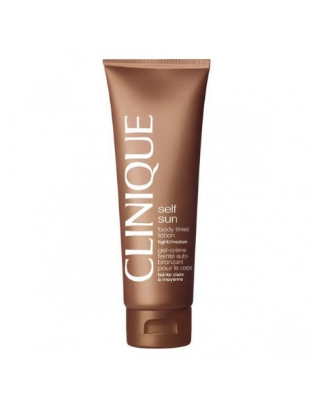 CLINIQUE Clinique Sun Self Sun Body Tinted Lotion Light Medium 125ml