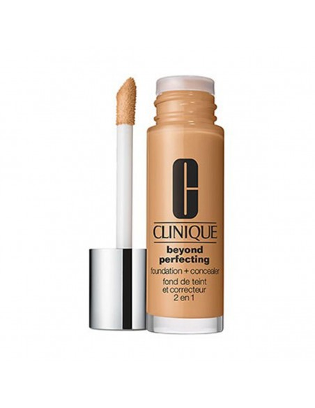 CLINIQUE Clinique Beyond Perfecting Foundation And Concealer 16 Toasted 30ml CLINIQUE CLINIQUE