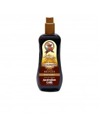 AUSTRALIAN GOLD Australian Gold Dark Tanning Accelerator With Bronzer Spray Gel 237ml
