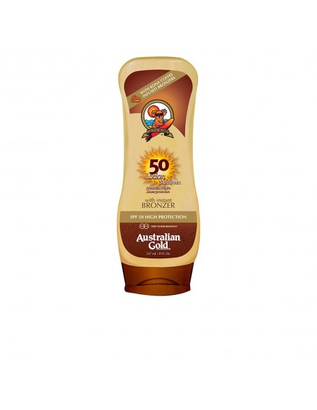 AUSTRALIAN GOLD Australian Gold Lotion With Instant Bronzer Spf50 237ml