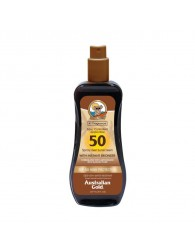 AUSTRALIAN GOLD Australian Gold Spray Gel With Instant Bronzer Spf50 237ml