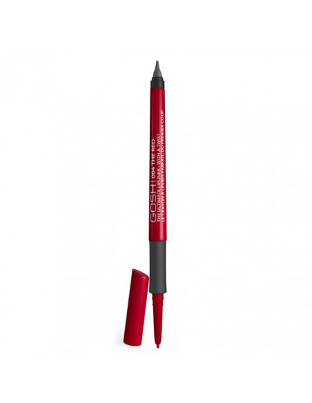 GOSH Gosh The Ultimate Lipliner With A Twist 004 The Red