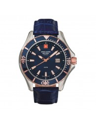 Montres Homme Swiss Alpine Military Pas cher Montre Swiss Alpine Military 7040.1555SAM Montre Hommes Pas Cher