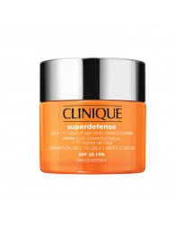 CLINIQUE Clinique Superdefense Broad Spectrum Spf25 Fatigue + First Signs Of Age Multi-correcting Cream 50ml CLINIQUE CLINIQUE