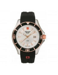 Montres Homme Swiss Alpine Military Pas cher Montre Swiss Alpine Military 7040.1852SAM Montre Hommes Pas Cher