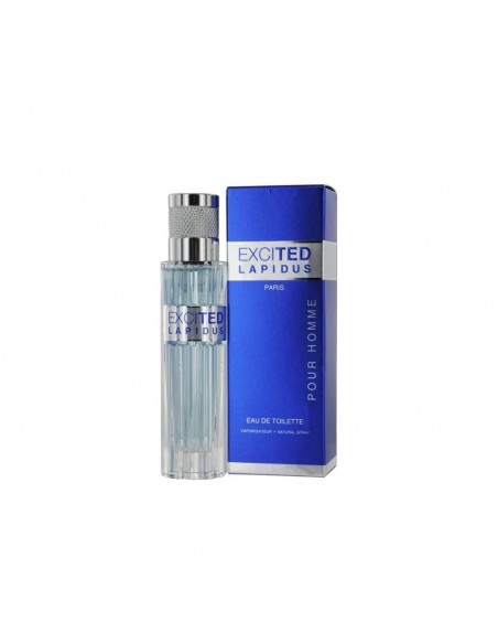 Parfum Homme pas cher Ted Lapidus Ted Lapid Excited Homme Etv 50ml
