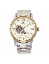 Orient Sun and Moon Automatic RA-AS0001S00B Montre Hommes