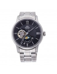 Orient Sun and Moon Automatic RA-AS0002B10B Montre Hommes